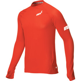 inov-8 Base Elite LS Baselayer Herr red